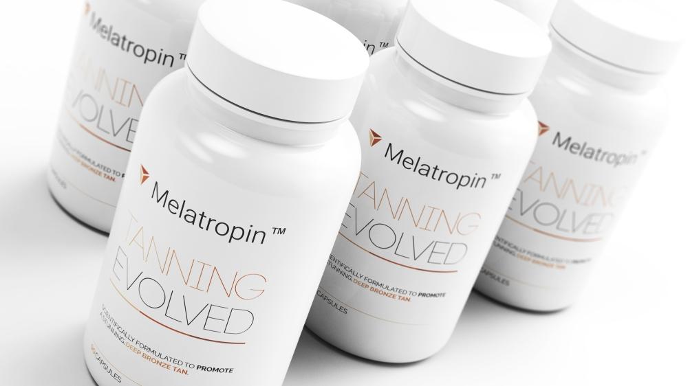 Melatropin Tanning Evolved